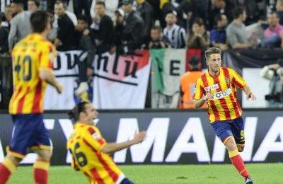 Juventus-Lecce-Statistiche