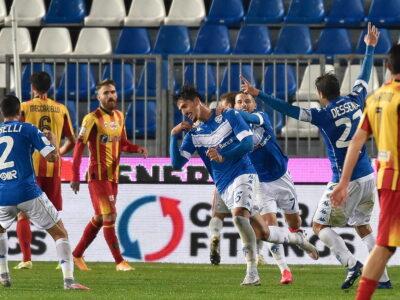 Brescia-lecce 3-0